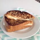 Grilled Cheese De Mayo - Switch from your typical grilled cheese sandwich by using mayonnaise instead of butter and add a little kick with pepperjack cheese.