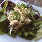 Mock Tuna Salad - This is a chickpea spread that tastes like tuna salad! No kidding! Great served in a sandwich.