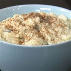 Easy Rice Pudding by Minute(R) Rice - Got a minute? Make some delicious rice pudding with raisins and a dash of cinnamon in no time at all.