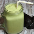 Quick Avocado Smoothie - This Middle Eastern-style smoothie features avocado, honey, and almond milk.