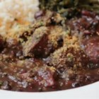 Chef John's Brazilian Feijoada - This traditional Brazilian bean stew is cooked with lots of smoked meats for a rich, hearty meal. Serve with white rice and greens.