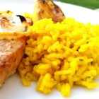 Cindy's Yellow Rice - This quick and easy recipe for yellow rice has fantastic and flavorful results, thanks to turmeric, garlic, and onion.
