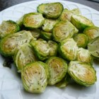 KISS: Keep it Simple (Brussels) Sprouts - Sauteed brussels sprouts are seasoned with nothing more than salt and pepper and cooked only briefly.