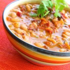 South Texas Borracho Beans - Drunken or 'Borracho' pinto beans are a southwestern tradition. This recipe uses one of Texas' favorite beers, Shiner Bock(R), to deliver the goods.