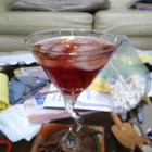 Cosmopolitan Martini - This is a great drink for folks who like the presentation of a martini, but can't stomach the strong alcohol taste. The cranberry juice takes the bite right out of this drink and gives it a smooth taste.
