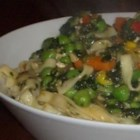 45-Minute Vegetarian Main Dishes