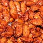Honey Roasted Almonds - Roasted almonds are coated in a honey glaze and lightly salted for a savory sweet snack any time of the year.