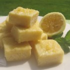 Lemon Squares III - These squares have a nice lemony taste to them for all of the lemon lovers.