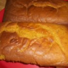Easy and Delicious Pumpkin Bread - Pumpkin bread is made easy thanks to the secret ingredient of vanilla pudding mix creating a delicious breakfast treat or snack.