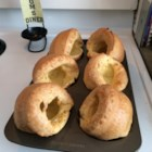Popovers and Yorkshire Pudding