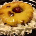 Grilled Pineapple Upside Down Cake - Individual pineapple upside-down cakes make a great dessert for your next barbeque.