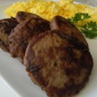 Maple Breakfast Sausage - Turn plain ground pork into amazing maple-flavored breakfast sausage with just a few seasonings. Try making a large batch and freezing for later use.