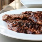 Chef John's Grilled Flap Steak - Chef John's recipe for grilled flap meat in a curry-coconut marinade is the perfect way to use this tasty cut of meat.