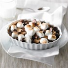 S'mores Creme Brulee - Kids will love the twist on campfire s'mores with the gooeyness of just-toasted marshmallows. For adults, the decadent chocolate brulee is to die for.