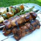 Best Ever Kabob Marinade - This simple marinade is the perfect blend of sweet and spicy.