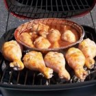 Grilled Buffalo Wings - This is a great recipe for grilled chicken wings.  They are much better than fried!