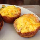 Breakfast Cups - Quick and easy egg-and-biscuit breakfast cups are the perfect way to start the day!