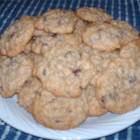 Chocolate Chip Oatmeal Cookies - To make bar cookies out of this recipe, press dough onto bottom of ungreased 13 X 9 inch baking pan.  Bake 30-35 minutes.