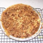 Apple Streusel Pie - Bake these pies for feast or family.  The enticing smell of apples and cinnamon wafting out of the oven will make it clear why one pie will not suffice.
