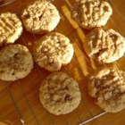 Bobbie's Oatmeal Cookies - Yummy oatmeal cookies with chocolate chips, raisins and pecans!