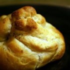 Chicken Puffs - These puffs are stuffed with a delicious creamy chicken mixture and baked.