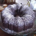 Chocolate Bundt Cake - This simple recipe makes a delicious chocolate Bundt cake.
