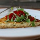 Savory Ricotta Tart - Chef John's recipe for savory ricotta tart is a simple combination of great ricotta cheese and fresh herbs with just enough egg to hold it together.
