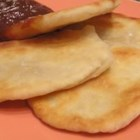 Indian Sweet Bread - A crisp and sweet flatbread that's fried on the griddle.