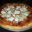 Photo of: Goat Cheese and Tomato Pizza - Recipe of the Day