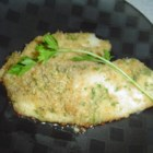 Baked Orange Roughy Italian-Style