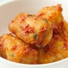 Homemade Potater Tots - If your family loves the little frozen potato tots, try making them at home from scratch.