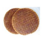 Stroopwafels - Dutch stroopwafels (translation: molasseswaffles) Foreign people love them, so I translated this Dutch recipe to English.