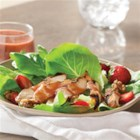 Strawberry Balsamic Dressing - Add strawberry preserves to your favorite balsamic vinaigrette dressing to bring delicious fruit flavor to crisp salad greens.