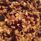 Chef John's Granola - Maple-flavored granola with nuts, seeds, and dried fruit makes a great snack or breakfast treat.