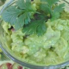 Knock-Off of Chipotle(R) Guacamole - This quick and easy guacamole recipe is simple to prepare and tastes just like the famous Mexican grill restaurant chain.