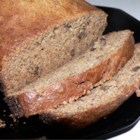 Whole Wheat Banana Nut Bread - This is a very moist, honey-sweetened loaf with only nuts and a splash of vanilla to heighten the rich fruitiness.
