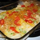 Tuna Broccoli Roll Up Casserole - This Tuna Broccoli Roll Up Casserole is a great alternative to the common tuna casserole.  It's colorful and the flavors blend together to make a yummy complete meal. It's one of my husbands favorite recipes.