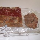Best Ever Meatloaf I - Rolled oats, tomato juice, and onions combine with lean ground beef for an easily prepared meatloaf. It bakes in one hour.