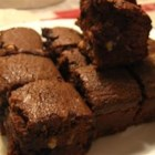 Linda's Awesome Brownies - Double chocolate brownies...Enjoy!!!!