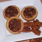 Tiny Pecan Tarts - These are so easy and melt in your mouth!  My brothers request these every year for the Holidays, as well as my family.