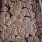 Choco-Raspberry Bars - Sumptuous chewy bars that will satisfy any sweet tooth.  Perfect for cookie parties or pot-luck dinners.