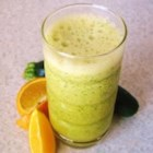 Janie's Amazing Smoothie - Zucchini is the secret ingredient in this tasty and simple smoothie.