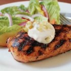 Pickle Brine Chicken - Use that leftover pickle juice with Chef John's recipe for succulent pickle-brined chicken breast.