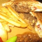 Tex-Mex Patty Melts - Chipotle peppers in adobo sauce and pepperjack cheese pack a flavorful punch in this patty melt recipe.