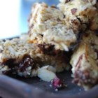 Easy Granola Bars - Fantastic bars that have a lot of flexibility.  You can adapt the recipe to your liking.  Great for hikes, long road trips and camping as they store well and keep fairly long -  unless you eat them all! Use any combination of chocolate chips, dried fruit, coconut, pecans, almond slices, or any other tidbits you'd like in a granola bar.
