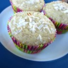 Texas Lime in the Coconut Muffins - Enjoy these Texas-size coconut lime muffins for breakfast or as an on-the-go treat!