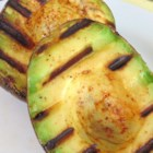Grilled Avocados - Grilled avocados with a touch of spice from chipotle peppers and chili powder is a quick and easy side dish, especially for a paleo-inspired meal.