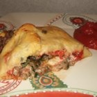 EZ Pizza for Kids - Prepare a kid-friendly meal in a flash using refrigerated crescent roll dough, sausage meat, pizza sauce, and shredded Mozzarella cheese to make a family-style calzone. Junior chefs will get a kick helping roll out the dough.