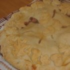 Never, Never Fail Pie Pastry - There is no fear of over-kneading this pastry.