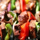 Kabob Marinade - This is a tasty, easy to make marinade that is great for any grilled meat. It makes enough for about two pounds of uncooked meat. Hunters - try this on your deer.